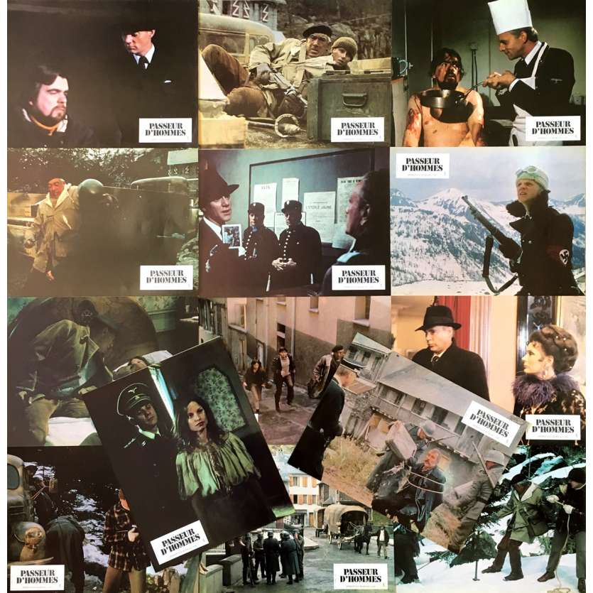 The Passage Lobby Cards 9x12 In