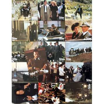 LE SICILIEN Photos de film x16 - 21x30 cm. - 1987 - Christophe Lambert, Michael Cimino