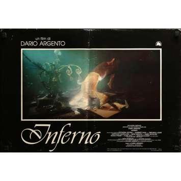 INFERNO Photobusta N11 - 46x64 cm. - 1980 - Daria Nicolodi, Dario Argento