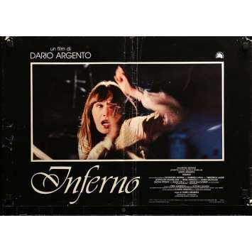 INFERNO Photobusta N07 - 46x64 cm. - 1980 - Daria Nicolodi, Dario Argento