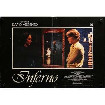 INFERNO Photobusta N03 - 46x64 cm. - 1980 - Daria Nicolodi, Dario Argento