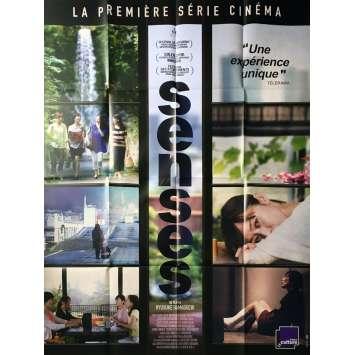 SENSES Affiche de film - 120x160 cm. - 2015 - Sachie Tanaka, Ryusuke Hamaguchi