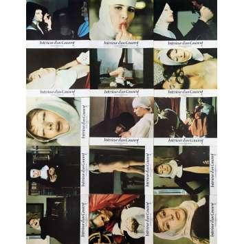 INTERIEUR D'UN COUVENT Photos de film x15 - 21x30 cm. - 1978 - Ligia Branice, Walerian Borowczyk