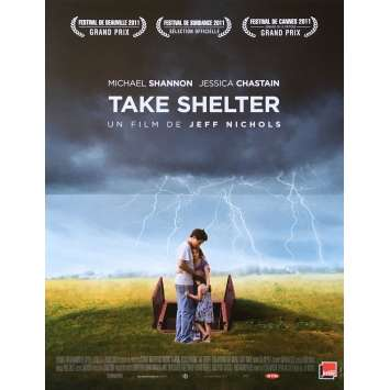 TAKE SHELTER French Movie Poster 15x21 - 2011 - Jeff Nichols, Michael Shannon