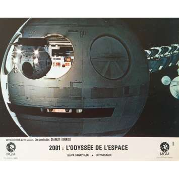 2001 L'ODYSSEE DE L'ESPACE Photo de film N03, Set B - 21x30 cm. - 1968 - Keir Dullea, Stanley Kubrick