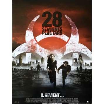 28 WEEKS LATER Original Movie Poster - 15x21 in. - 2007 - Juan Carlos Fresnadillo, Robert Carlyle