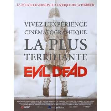 EVIL DEAD Affiche de film - 40x60 cm. - 2013 - Jane Levy, Fede Alvarez