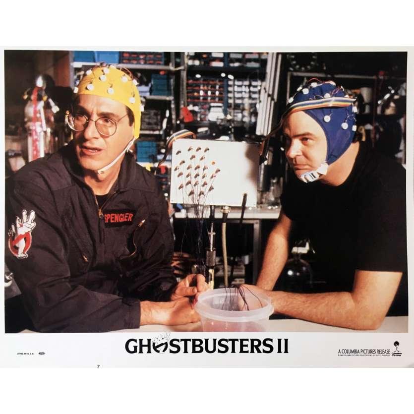 GHOSTBUSTERS 2 Original Lobby Card N05 - 11x14 in. - 1989 - Ivan Reitman, Bill Murray