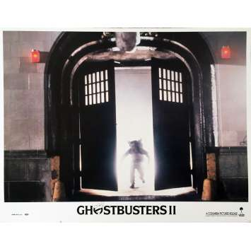 GHOSTBUSTERS 2 Original Lobby Card N03 - 11x14 in. - 1989 - Ivan Reitman, Bill Murray