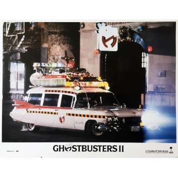 GHOSTBUSTERS 2 Original Lobby Card N01 - 11x14 in. - 1989 - Ivan Reitman, Bill Murray