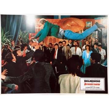 HAPPY EASTER Original Lobby Card DeLuxe N01 - 12x15 in. - 1984 - Georges Lautner, Jean-Paul Belmondo, Sophie Marceau
