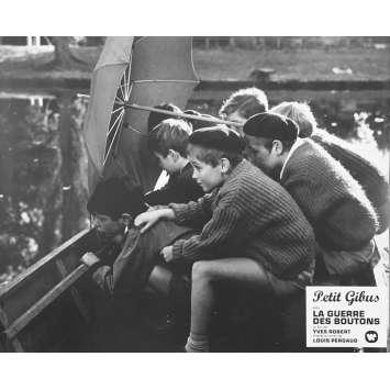 LA GUERRE DES BOUTONS Photo de film N03 - 25x30 cm. - 1962 - Jacques Dufilho, Yves Robert