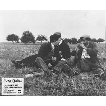 LA GUERRE DES BOUTONS Photo de film N02 - 25x30 cm. - 1962 - Jacques Dufilho, Yves Robert