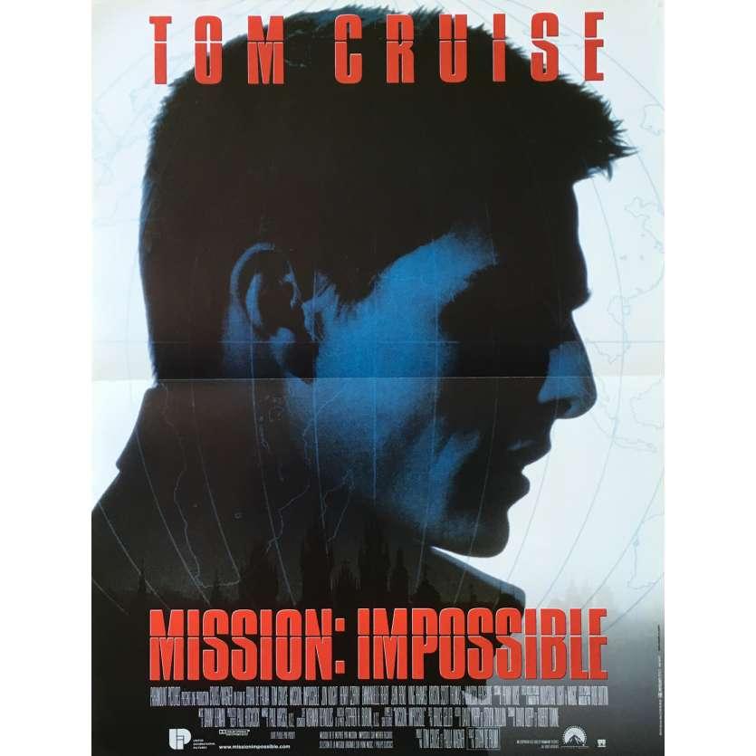 Affiche de MISSION IMPOSSIBLE