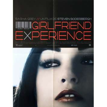 THE GIRLFRIEND EXPERIENCE Original Movie Poster - 15x21 in. - 2009 - Steven Soderbergh, Sasha Grey