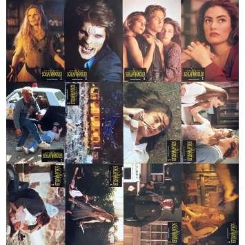 SLEEPWALKERS Original Lobby Cards - 9x11,5 in. - 1992 - Mick Garris, Madchen Amick