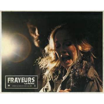 FRAYEURS Photo de film - 24x30 cm. - 1980 - Catriona MacColl, Lucio Fulci