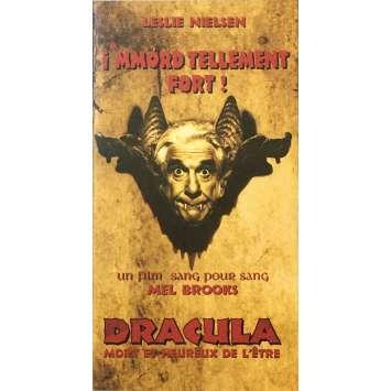 DRACULA, MORT ET HEUREUX DE L'ETRE Dossier de presse - 18x24 cm. - 1995 - Leslie Nielsen, Mel Brooks