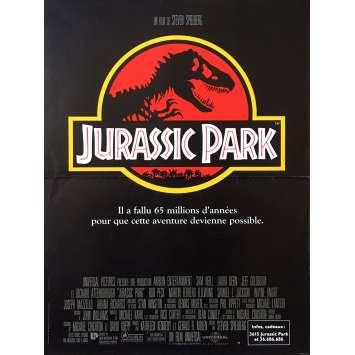 JURASSIC PARK Affiche de film - 40x60 cm. - 1993 - Sam Neil, Steven Spielberg