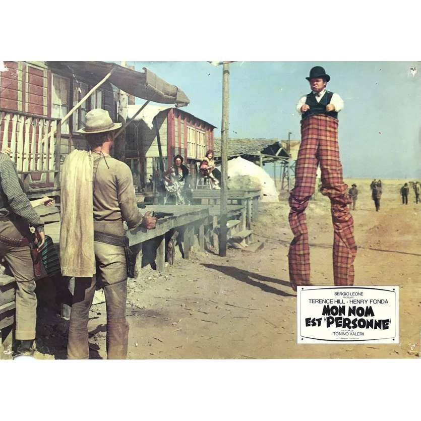 MON NOM EST PERSONNE Photo de film N01 - 21x30 cm. - 1973 - Henry Fonda, Terence Hill, Tonino Valerii