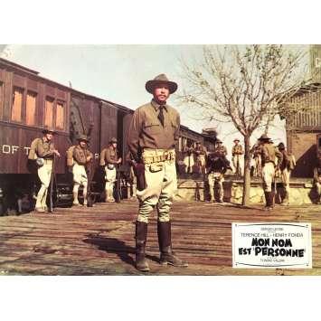 MON NOM EST PERSONNE Photo de film N04 - 21x30 cm. - 1973 - Henry Fonda, Terence Hill, Tonino Valerii