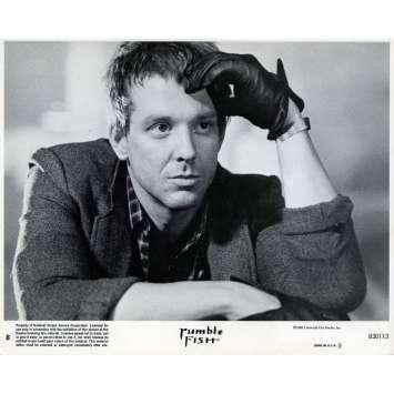 RUSTY JAMES Photo de film N01 - 20x25 cm. - 1983 - Matt Dillon, Francis Ford Coppola