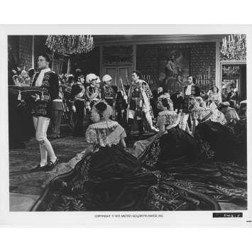LUDWIG Photo de presse N02 - 20x25 cm. - 1973 - Helmut Berger, Luchino Visconti