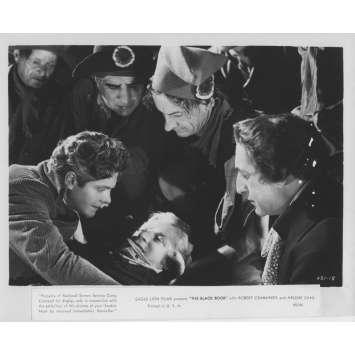 LE LIVRE NOIR Photo de presse N01 - 20x25 cm. - 1949 - Robert Cummings, Anthony Mann