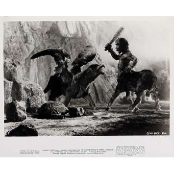 THE GOLDEN VOYAGE OF SINBAD Original Movie Still N06 - 8x10 in. - 1973 - Ray Harryhausen, Caroline Munro