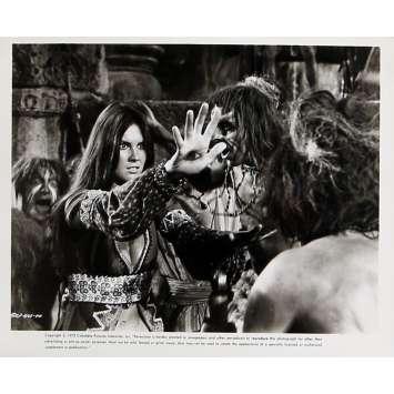 LE VOYAGE FANTASTIQUE DE SINBAD Photo de presse N05 - 20x25 cm. - 1973 - Caroline Munro, Ray Harryhausen