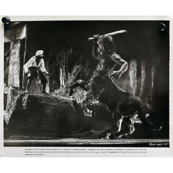 THE GOLDEN VOYAGE OF SINBAD Original Movie Still N03 - 8x10 in. - 1973 - Ray Harryhausen, Caroline Munro