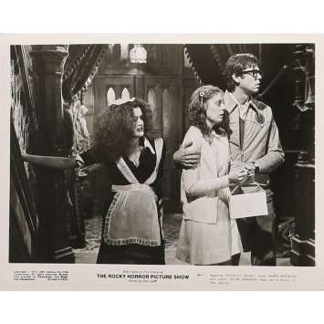 THE ROCKY HORROR PICTURE SHOW Photo de presse N02 - 20x25 cm. - 1975 - Tim Curry, Jim Sharman