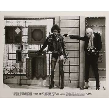 THE ROCKY HORROR PICTURE SHOW Original Movie Still N01 - 8x10 in. - 1975 - Jim Sharman, Tim Curry