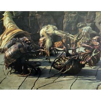 DARK CRYSTAL Original Lobby Card N07 - 11x14 in. - 1982 - Jim Henson, Franck Oz
