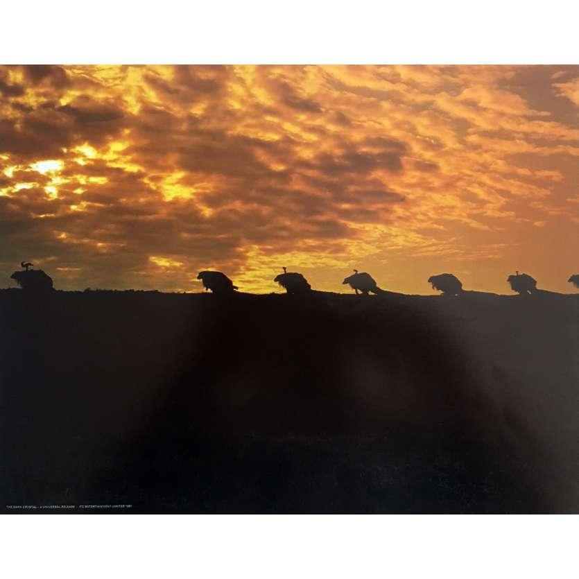 DARK CRYSTAL Photo de film N04 - 28x36 cm. - 1982 - Franck Oz, Jim Henson