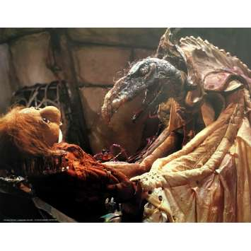 DARK CRYSTAL Original Lobby Card N02 - 11x14 in. - 1982 - Jim Henson, Franck Oz