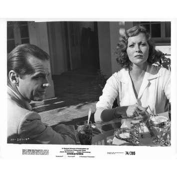 CHINATOWN Photo de presse N07 - 20x25 cm. - 1974 - Jack Nicholson, Roman Polanski