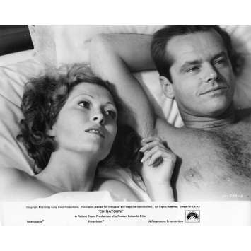 CHINATOWN Photo de presse N04 - 20x25 cm. - 1974 - Jack Nicholson, Roman Polanski