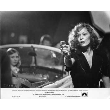 CHINATOWN Photo de presse N02 - 20x25 cm. - 1974 - Jack Nicholson, Roman Polanski