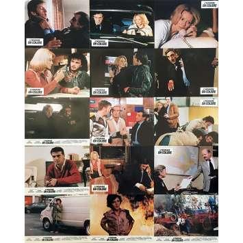 L'HOMME EN COLERE Photos de film x15 - 21x30 cm. - 1979 - Lino Ventura, Claude Pinoteau