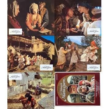 LE RETOUR DE MARTIN GUERRE Photos de film x5, Synopsis - 21x30 cm. - 1982 - Gérard Depardieu, Daniel Vigne