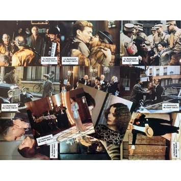 THE PASSERBY Original Lobby Cards x11 - 9x12 in. - 1982 - Jacques Rouffio, Romy Schneider