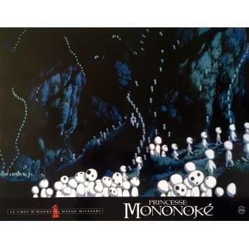 PRINCESSE MONONOKE Photo de film N03 - 30x40 cm. - 1997 - Studio Ghibli, Hayao Miyazaki