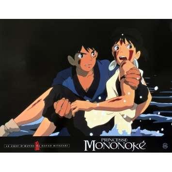 PRINCESSE MONONOKE Photo de film N06 - 30x40 cm. - 1997 - Studio Ghibli, Hayao Miyazaki