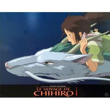 LE VOYAGE DE CHIHIRO Photo de film N01 - 30x40 cm. - 2011 - Miyu Irino, Hayao Miyazaki