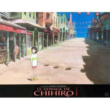 LE VOYAGE DE CHIHIRO Photo de film N02 - 30x40 cm. - 2011 - Miyu Irino, Hayao Miyazaki