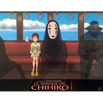 LE VOYAGE DE CHIHIRO Photo de film N03 - 30x40 cm. - 2011 - Miyu Irino, Hayao Miyazaki