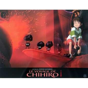 LE VOYAGE DE CHIHIRO Photo de film N06 - 30x40 cm. - 2011 - Miyu Irino, Hayao Miyazaki
