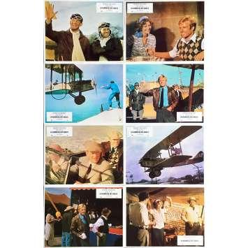 LA KERMESSE DES AIGLES Photos de film x16 - 21x30 cm. - 1975 - Robert Redford, George Roy Hill