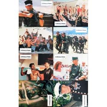LE MAITRE DE GUERRE Photos de film x10 - 21x30 cm. - 1986 - Mario Van Peebles, Clint Eastwood